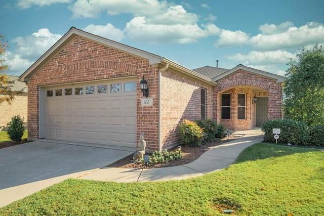 655 Oakland Hills Lane, Frisco, TX 75036 (MLS #14479297) :: The Kimberly Davis Group