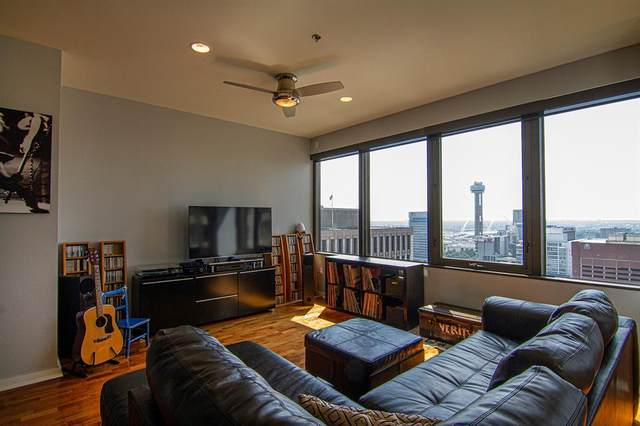 1200 Main Street #1906, Dallas, TX 75202 (MLS #14479300) :: Frankie Arthur Real Estate