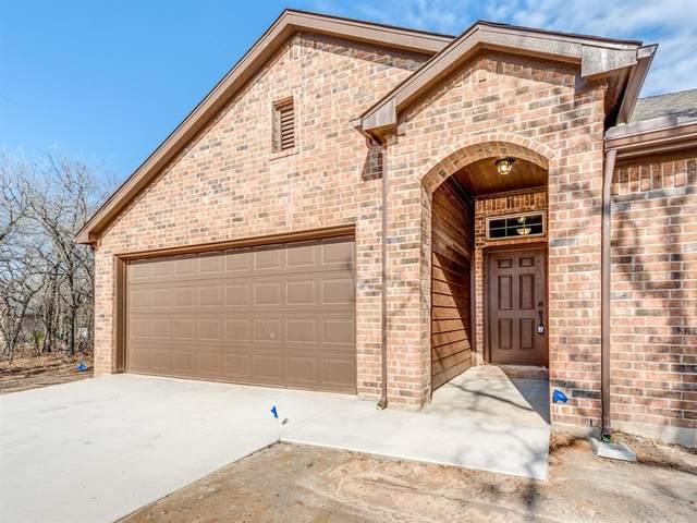 7450 Briar Road, Azle, TX 76020 (MLS #14479312) :: Trinity Premier Properties