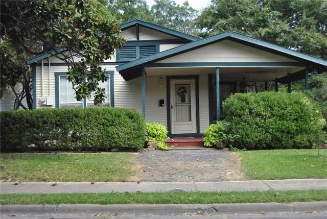 3903 Pine Street, Greenville, TX 75401 (MLS #14479356) :: The Juli Black Team