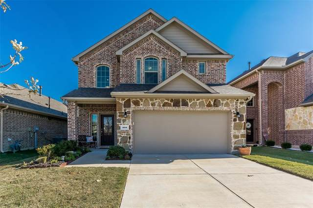 908 Gray Fox Drive, Mckinney, TX 75071 (MLS #14479407) :: The Kimberly Davis Group