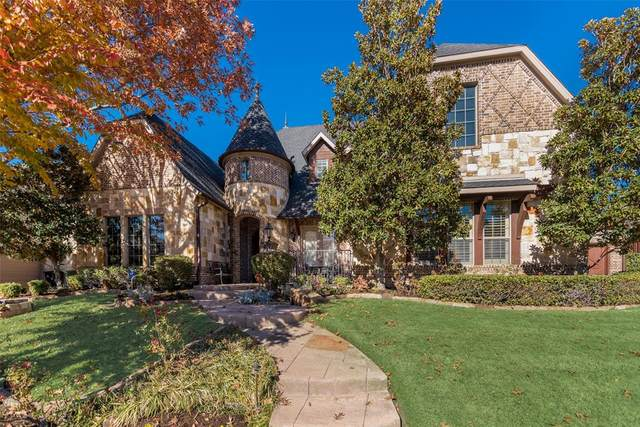 4546 Warwick Lane, Frisco, TX 75034 (MLS #14479408) :: Frankie Arthur Real Estate