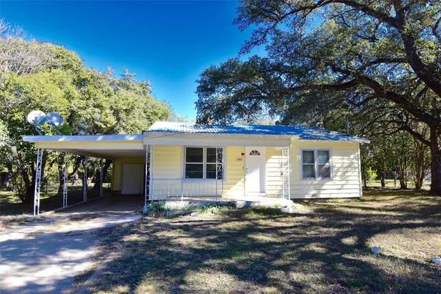 3810 1st Street, Brownwood, TX 76801 (MLS #14479410) :: The Kimberly Davis Group