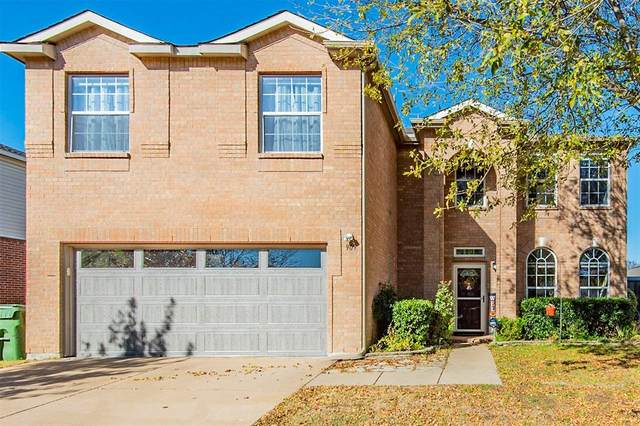 909 Medina Drive, Arlington, TX 76017 (MLS #14479436) :: The Mauelshagen Group