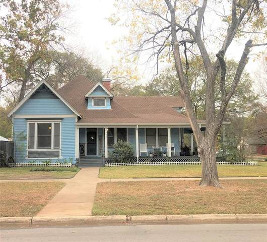 1302 W 5th Avenue, Corsicana, TX 75110 (MLS #14479451) :: The Mauelshagen Group