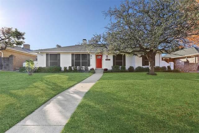 9262 Whitehurst Drive, Dallas, TX 75243 (MLS #14479458) :: Trinity Premier Properties