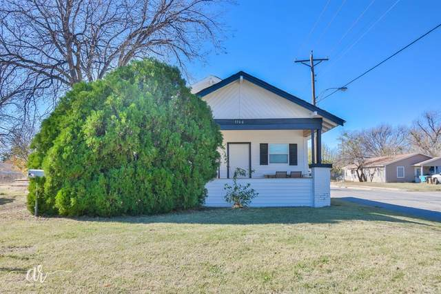 1166 Victoria Street, Abilene, TX 79603 (MLS #14479464) :: Maegan Brest | Keller Williams Realty