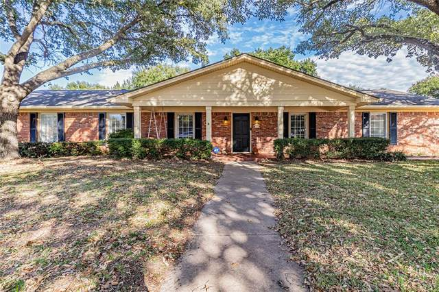 805 Berkley Drive, Cleburne, TX 76033 (MLS #14479489) :: Bray Real Estate Group