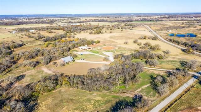 110 Hereford Lane, Millsap, TX 76066 (MLS #14479495) :: Trinity Premier Properties