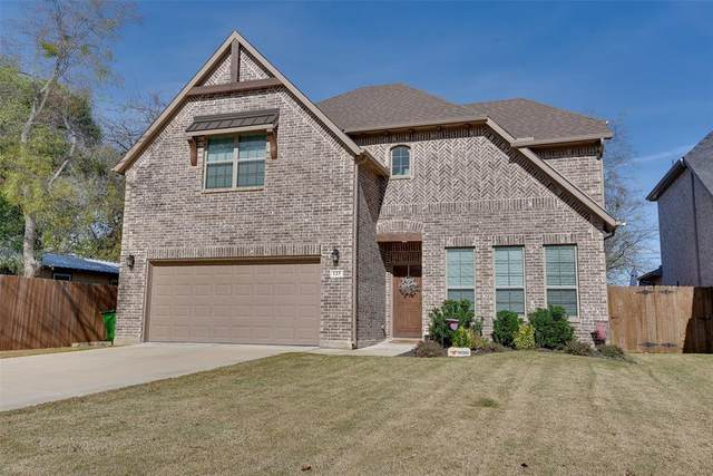 123 Birch Lane, Roanoke, TX 76262 (MLS #14479499) :: The Kimberly Davis Group