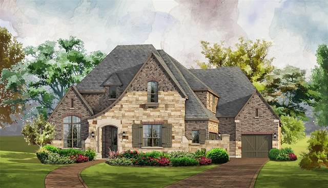 2101 Elm Terrace Lane, Prosper, TX 75078 (MLS #14479513) :: The Kimberly Davis Group