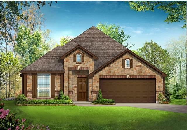 2612 Gabler Drive, Mansfield, TX 76084 (MLS #14479538) :: The Mauelshagen Group