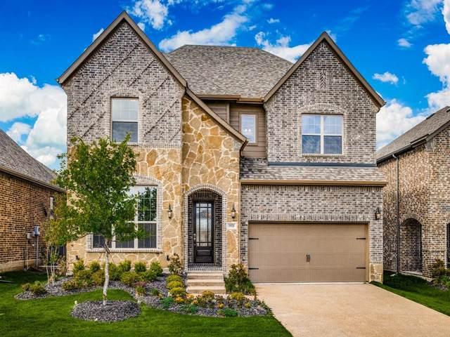 5921 Horsetail Drive, Mckinney, TX 75071 (MLS #14479552) :: Keller Williams Realty