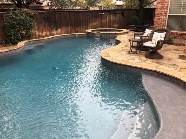 9701 Hawks Landing Drive, Frisco, TX 75033 (MLS #14479575) :: The Kimberly Davis Group