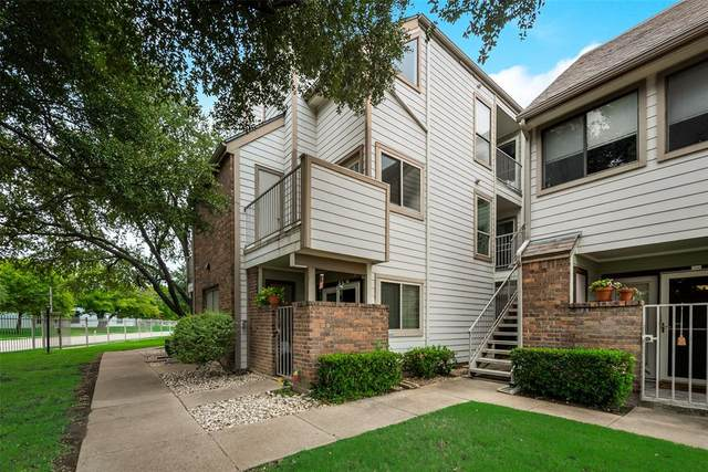 3109 Sondra Drive #201, Fort Worth, TX 76107 (#14479586) :: Homes By Lainie Real Estate Group