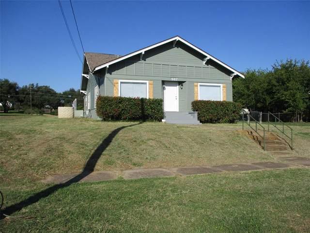 507 S Seaman Street, Eastland, TX 76448 (MLS #14479588) :: The Mauelshagen Group