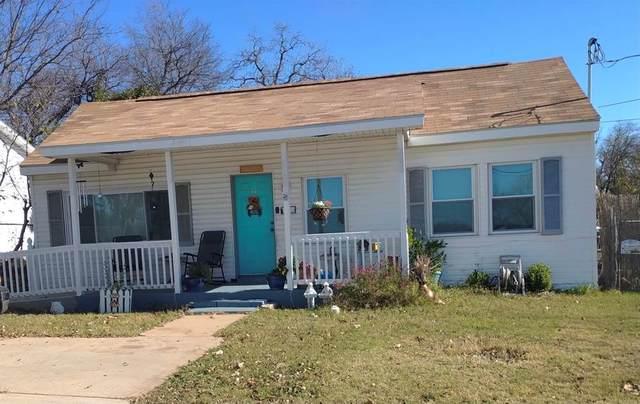 408 N Mill Street, Weatherford, TX 76086 (MLS #14479602) :: Trinity Premier Properties