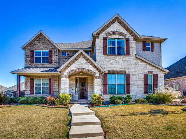 101 Darian Drive, Prosper, TX 75078 (MLS #14479607) :: The Kimberly Davis Group