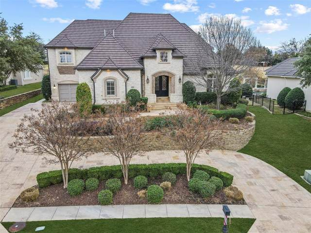 4624 Pine Valley Drive, Frisco, TX 75034 (MLS #14479619) :: Robbins Real Estate Group