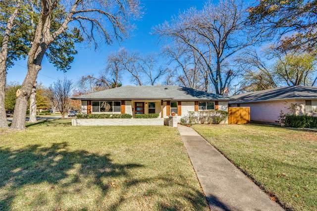 3333 Mapleleaf Lane, Dallas, TX 75233 (MLS #14479653) :: All Cities USA Realty