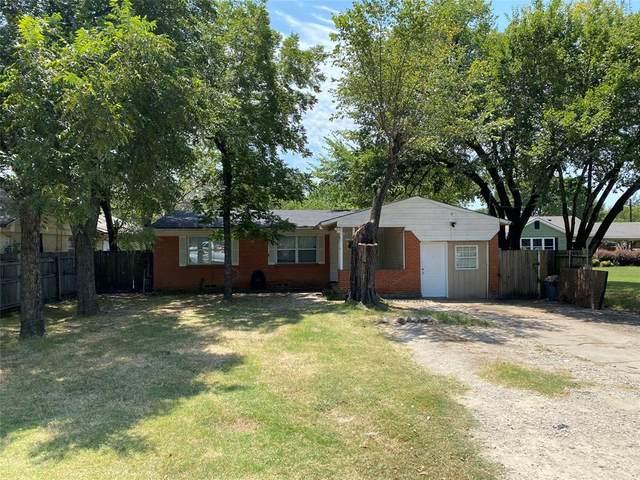 1704 W 7th Street, Irving, TX 75060 (MLS #14479677) :: Frankie Arthur Real Estate