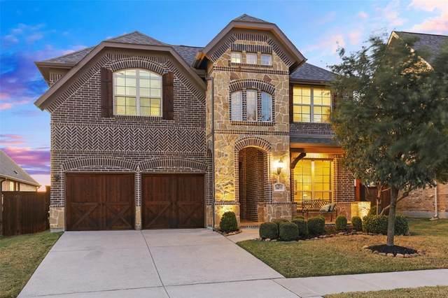 5877 Lightfoot Lane, Frisco, TX 75036 (MLS #14479713) :: The Kimberly Davis Group