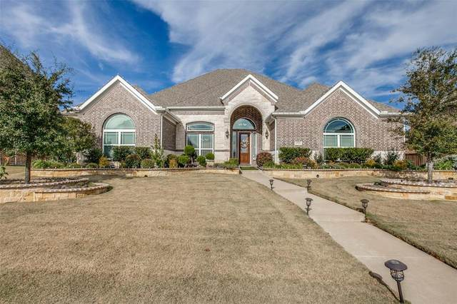 1721 Thackery Lane, Prosper, TX 75078 (MLS #14479781) :: The Kimberly Davis Group