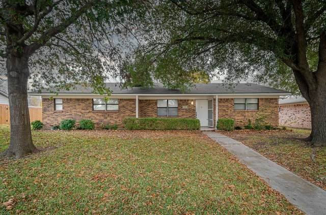 112 Southside Drive, Sanger, TX 76266 (MLS #14479815) :: Trinity Premier Properties