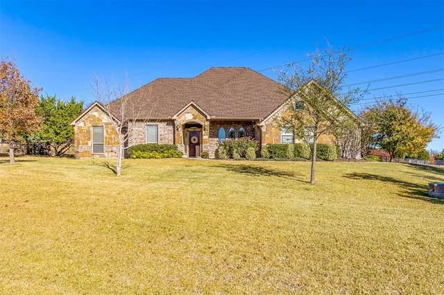 400 Sandridge Drive, Weatherford, TX 76085 (MLS #14479832) :: Trinity Premier Properties