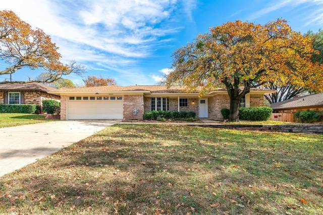4203 Pleasant Hill Drive, Arlington, TX 76016 (MLS #14479873) :: Trinity Premier Properties