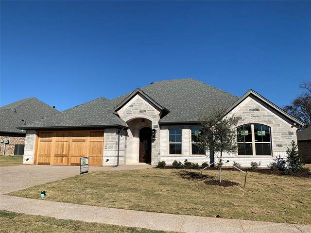 1000 Anna Circle, Granbury, TX 76048 (MLS #14479882) :: The Mauelshagen Group
