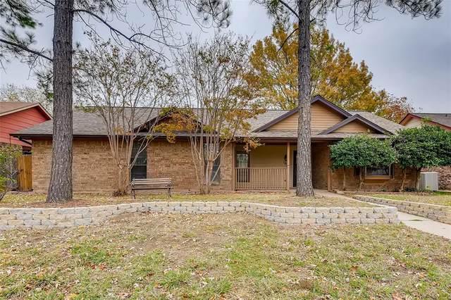 1905 Jasmine Street, Denton, TX 76205 (MLS #14479889) :: Real Estate By Design
