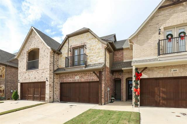 311 Featherstone Trail, Wylie, TX 75098 (MLS #14479890) :: EXIT Realty Elite