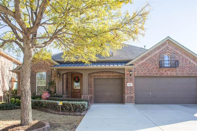 2616 Whitehill Drive, Little Elm, TX 75068 (MLS #14479895) :: The Good Home Team