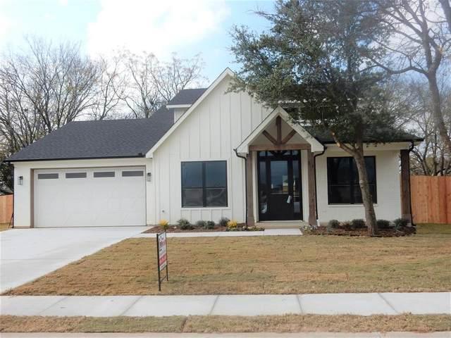 529 Chandler Court, Pilot Point, TX 76258 (MLS #14479908) :: The Kimberly Davis Group