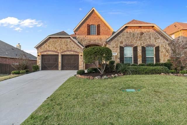 6713 Sunshade Lane, Dallas, TX 75236 (MLS #14479945) :: The Mauelshagen Group