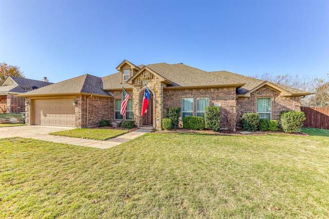 2362 Trace Ridge Drive, Weatherford, TX 76087 (MLS #14479954) :: The Mauelshagen Group
