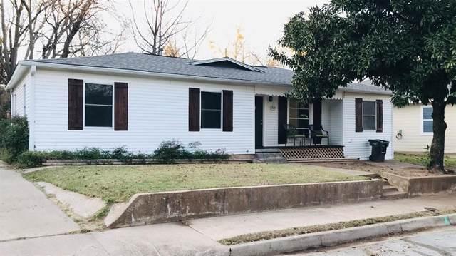 309 Clinton Drive, Weatherford, TX 76086 (MLS #14479960) :: Trinity Premier Properties
