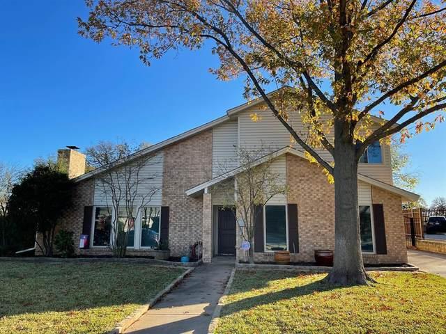 2020 Oakmeadow Street, Bedford, TX 76021 (MLS #14479963) :: EXIT Realty Elite