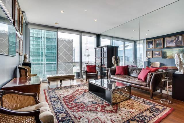 2900 Mckinnon Street #503, Dallas, TX 75201 (MLS #14479979) :: Premier Properties Group of Keller Williams Realty