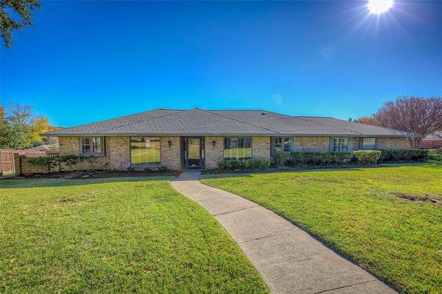 3218 Colonel Circle, Garland, TX 75043 (#14480033) :: Homes By Lainie Real Estate Group