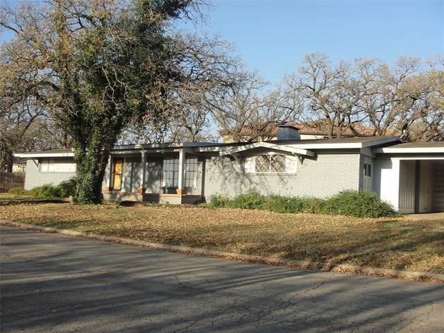 1201 NW 6th Avenue, Mineral Wells, TX 76067 (MLS #14480088) :: The Good Home Team