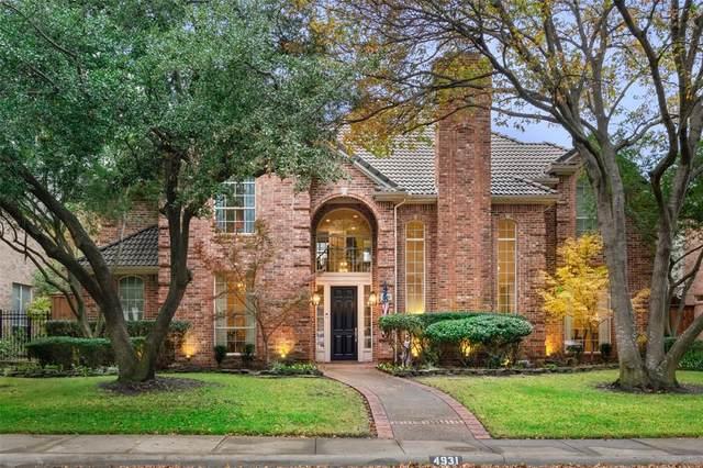 4931 Stony Ford Drive, Dallas, TX 75287 (MLS #14480110) :: The Chad Smith Team