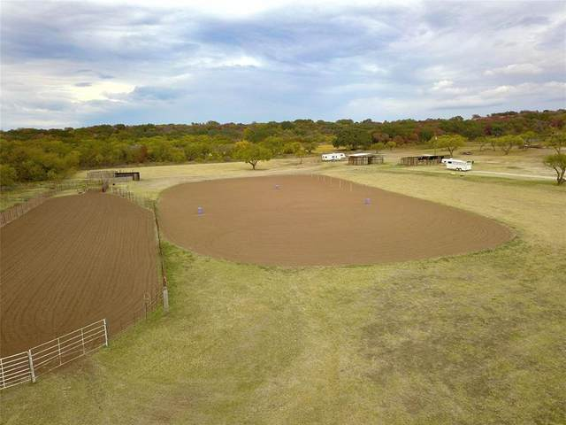 8001 County Road 352, Blanket, TX 76432 (MLS #14480197) :: The Mauelshagen Group