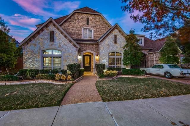2713 King Arthur Boulevard, Lewisville, TX 75056 (MLS #14480209) :: The Kimberly Davis Group