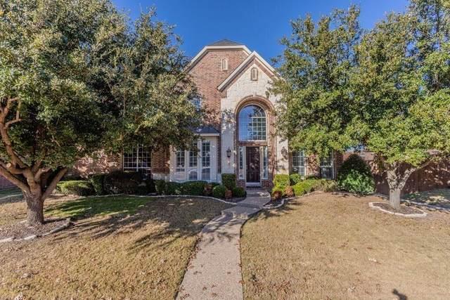 1224 Crockett Drive, Frisco, TX 75033 (MLS #14480242) :: The Kimberly Davis Group