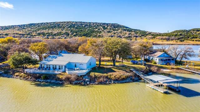 290 Breezy Point, Palo Pinto, TX 76484 (MLS #14480300) :: The Kimberly Davis Group