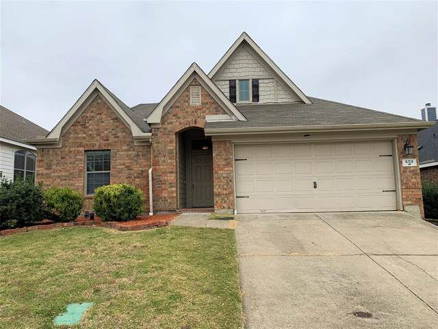 609 Terrace View Drive, Mckinney, TX 75071 (MLS #14480316) :: EXIT Realty Elite