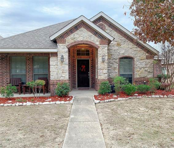 322 Village Drive, Red Oak, TX 75154 (MLS #14480393) :: The Chad Smith Team