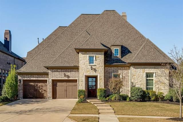 8015 Harliquin Court, Frisco, TX 75035 (MLS #14480414) :: The Kimberly Davis Group